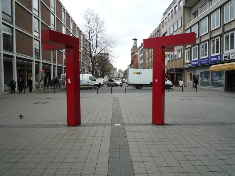 Die Bedeutung des Ortes für Kunst im öffentlichen Raum