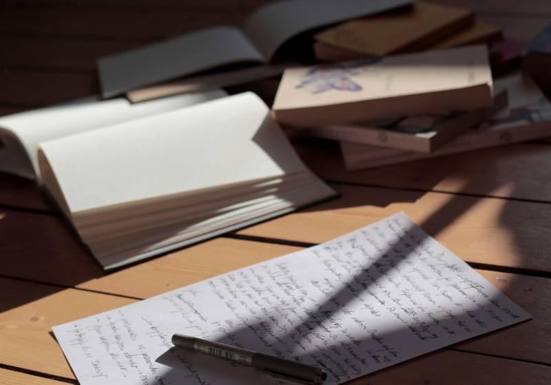 Junge Schreibwerkstatt