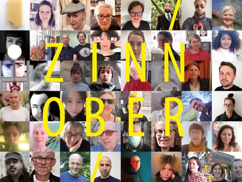 """""""Support your local artists"""" am 5. und 6. September beim 23. ZINNOBER – Kunst entdecken, kennen lernen und genießen."""
