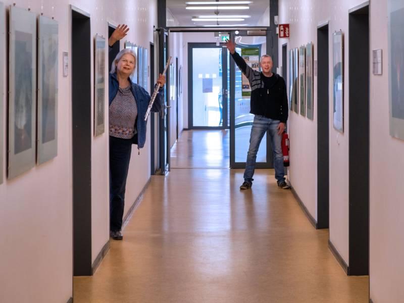 Lehrkräfte der Musikschule Hannover