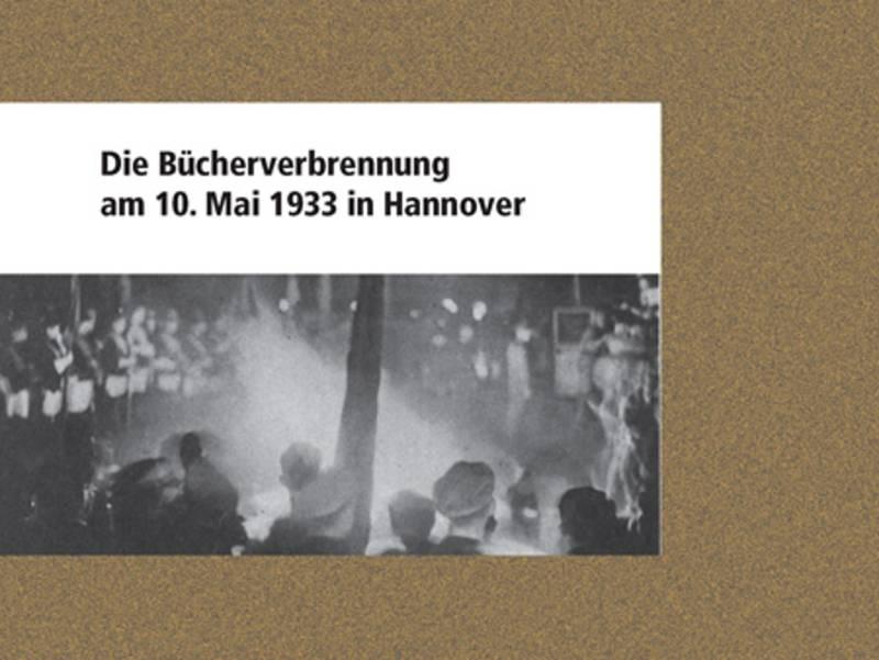 Bücherverbrennung am 10. Mai 1933