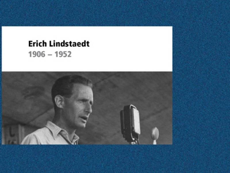 Erich Lindstaedt