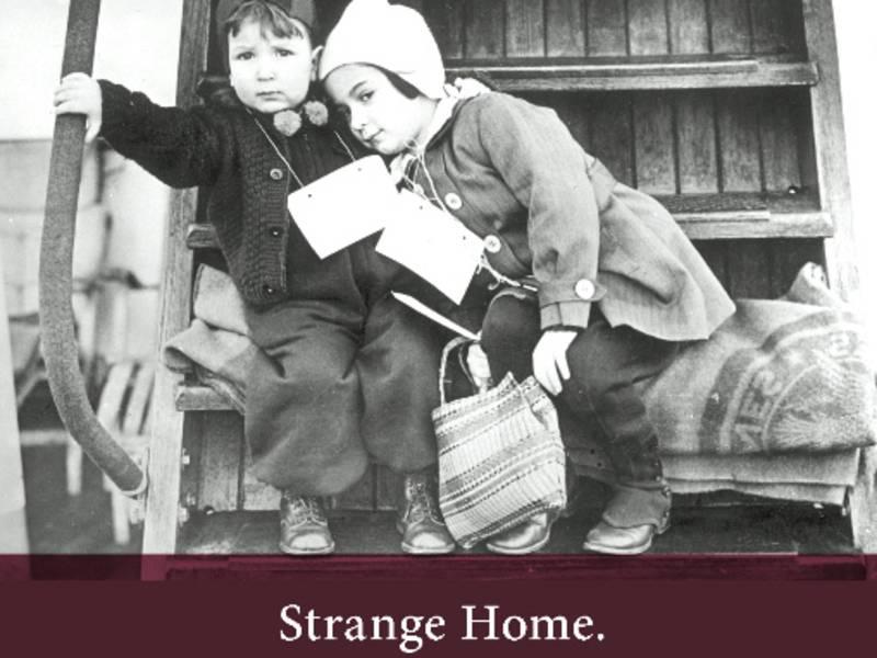 Strange home