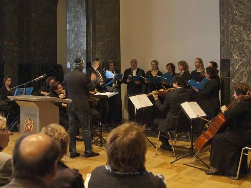 Chor der Jüdischen Gemeinde Hannover K.d.ö.R