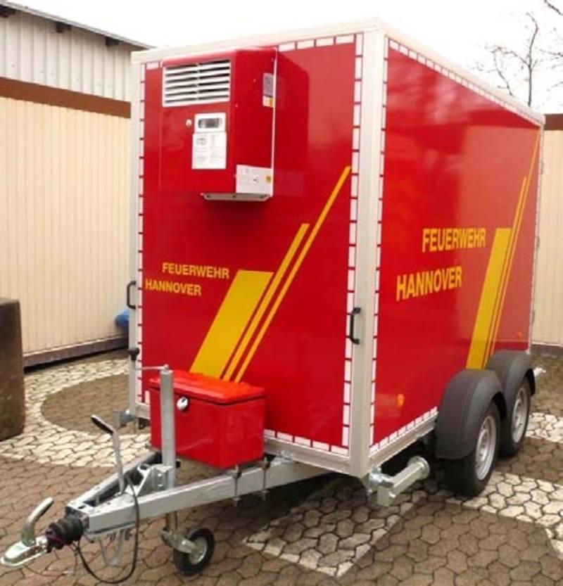 Fahrzeuge der Feuerwehr Hannover