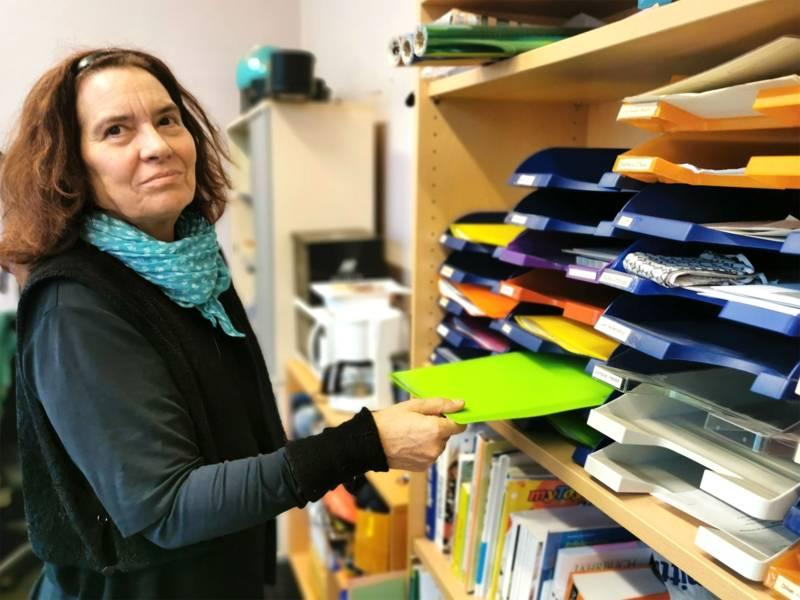 Erlebt die Kinder in Zeiten der Pandemie als verantwortungsbewusst: Die AWO-Ganztagskoordinatorin Christa Dommes.