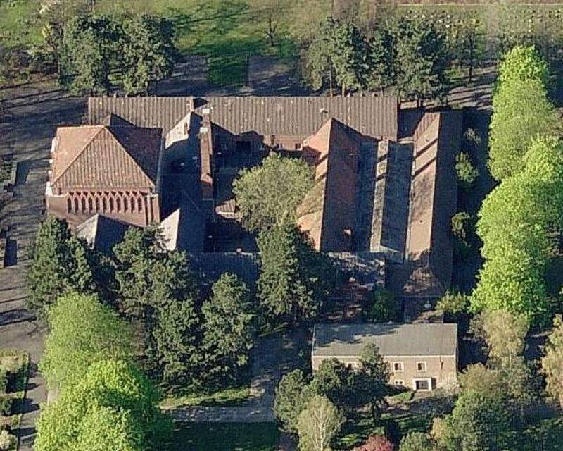 Seelhorst - Luftbildaufnahme