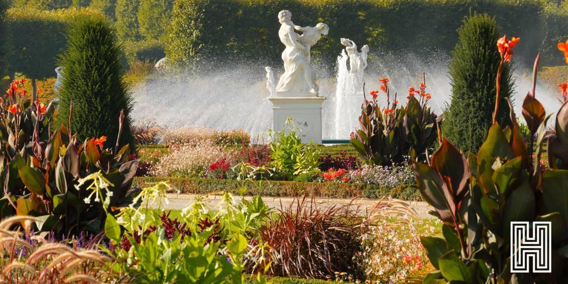 Parterre Großer Garten
