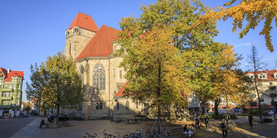 Christuskirche in der Nordstadt