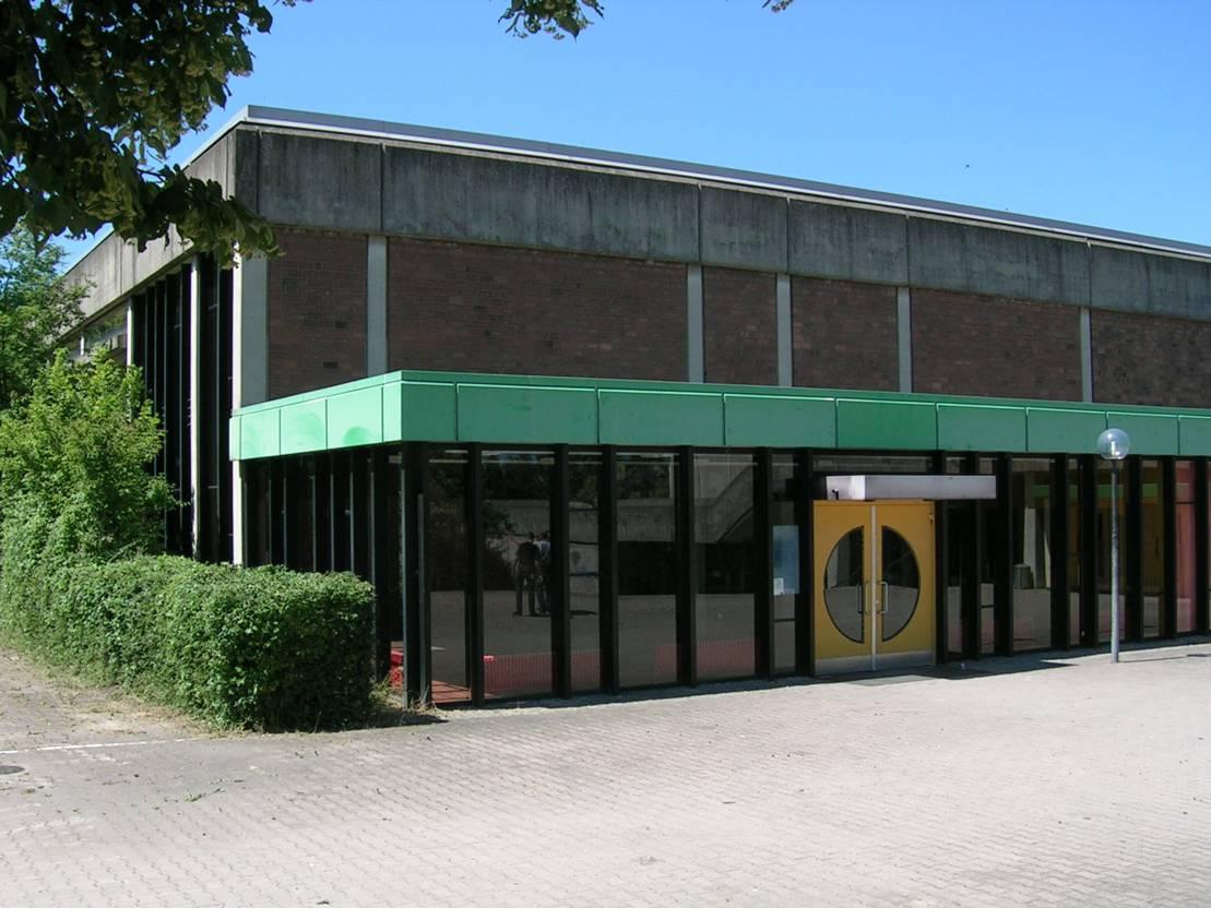 Sporthalle Hannover