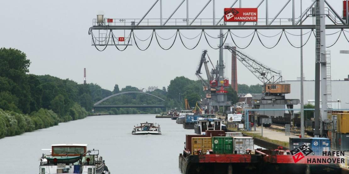 Hafen Hannover