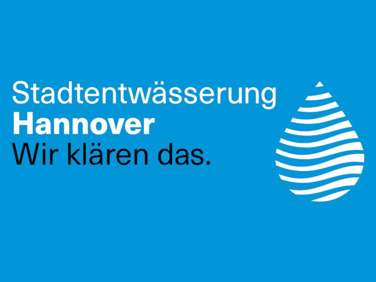 Das gemeinsame Logo der Stadtentwässerung Hannover