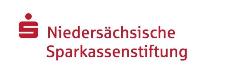 Logo mit einem S und der Schrift Niedersächsische Sparkassenstiftung