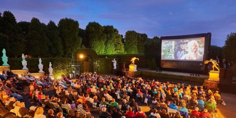 Open Air Kino im Gartentheater
