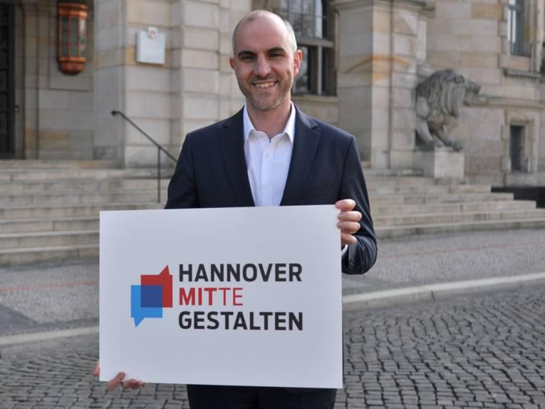 """""""Hannover MIT (TE) gestalten"""", so lautet das Motto des Innenstadtdialogs."""