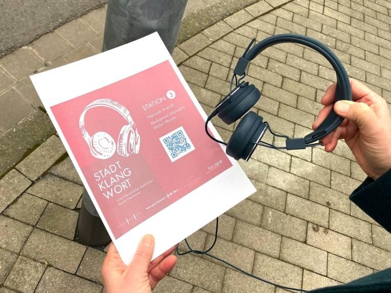 Literarische Audiotour durch Hannover