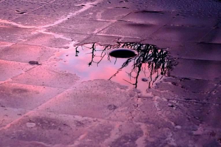 Grundstücksentwässerungsleitung