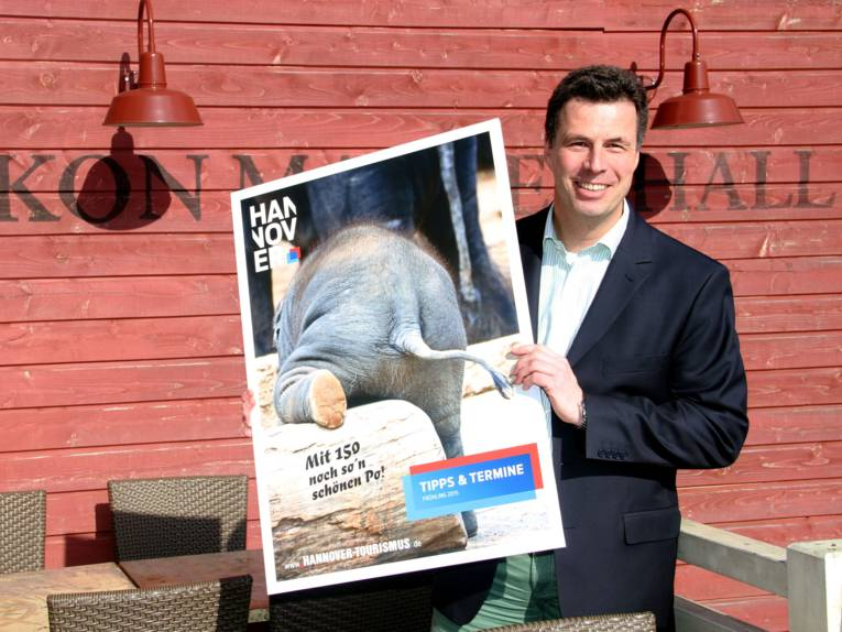 Zoo-Geschäftsführer Andreas M. Casdorff