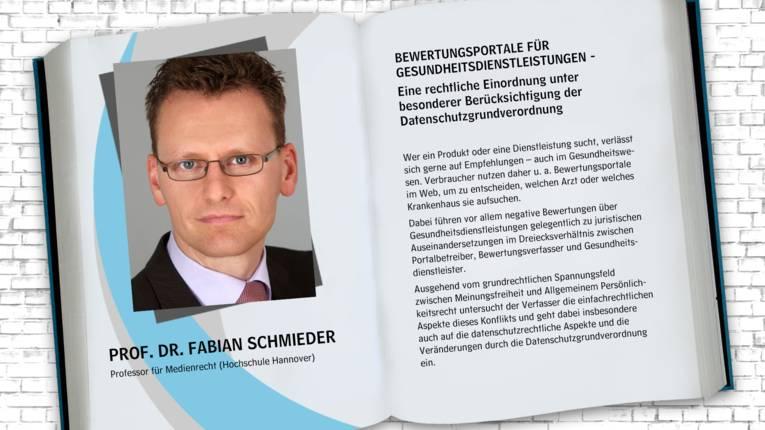 Autor:Prof. Dr. Fabian Schmieder