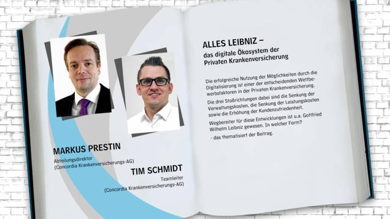Autorengruppe: Markus Prestin, Tim Schmidt