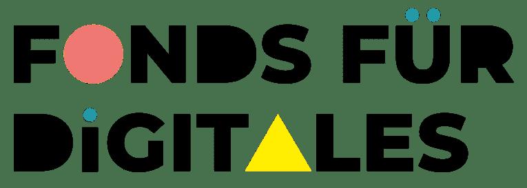 Logo Fonds für Digitales
