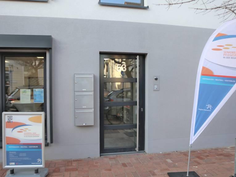 Standort Senioren- und Pflegestützpunkt Burgdorfer Land