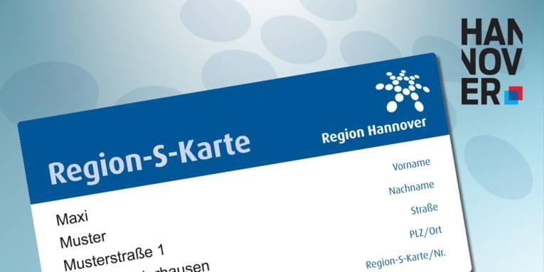 Vergünstigt unterwegs mit Bussen und Bahnen im Tarifgebiet des Großraum-Verkehr Hannover