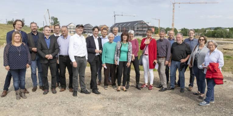 Mitglieder des Ausschusses für Umwelt und Klimaschutz