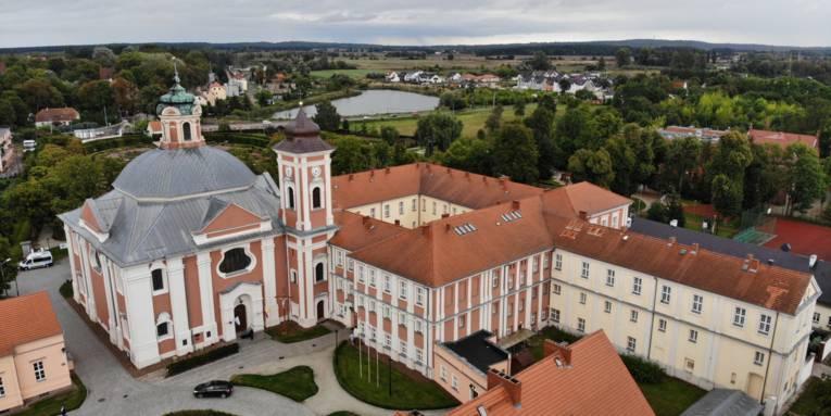 Blindenschule in Owinsk