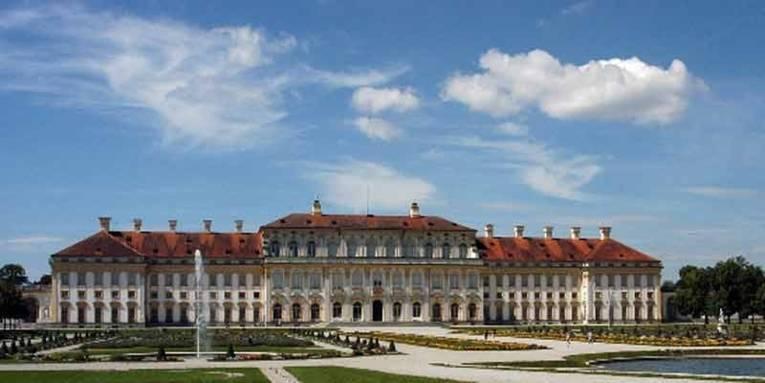 Schloss Schleissheim in Oberschleissheim