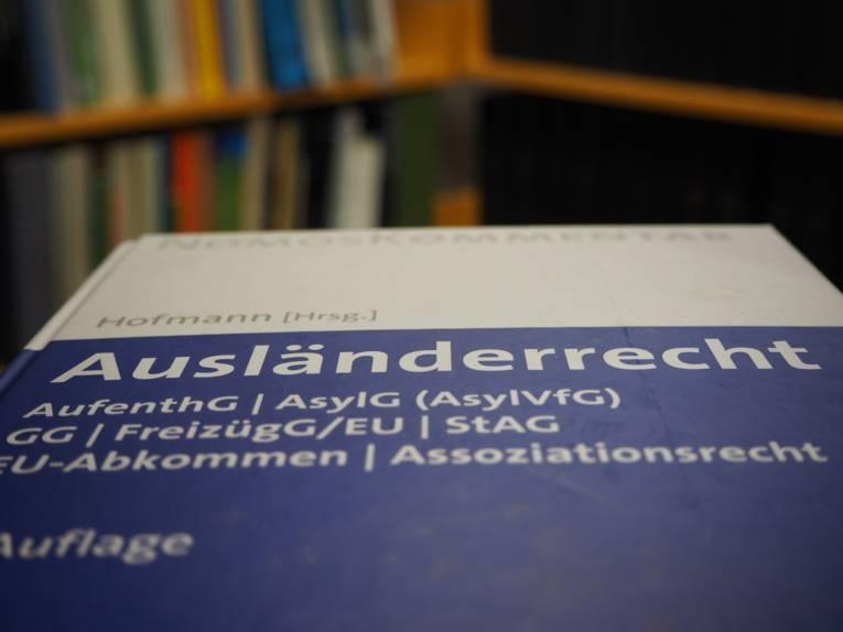 Juristische Fachliteratur.