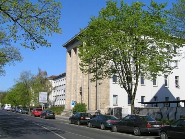 Dienstgebäude des Landesamtes für Soziales Jugend und Familie in Braunschweig