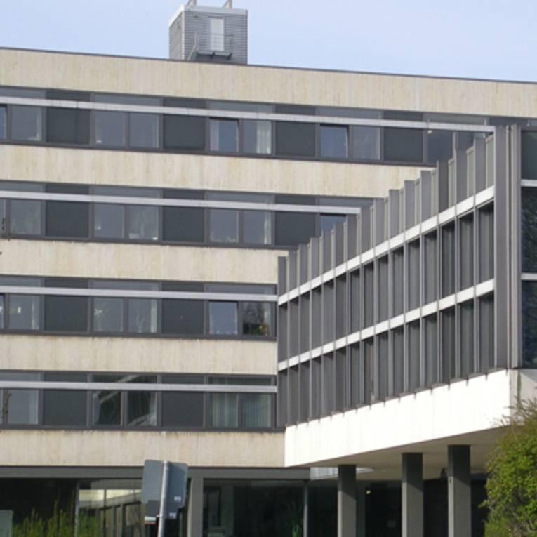 Dienstgebäude des Landesamtes für Soziales Jugend und Familie in Hannover