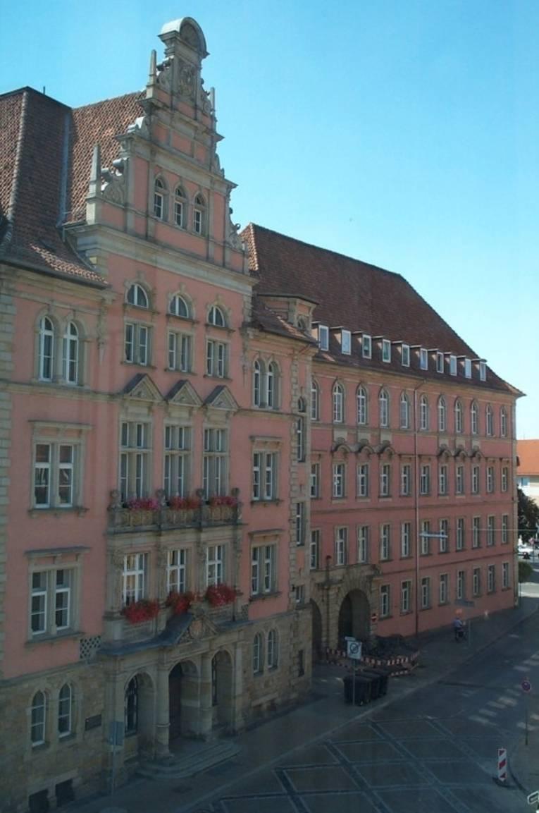 Dienstgebäude (Altbau) des Landesamtes für Soziales Jugend und Familie in Hildesheim