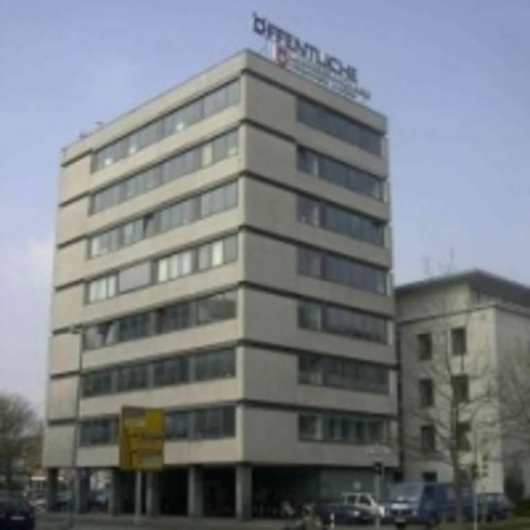 Dienstgebäude des Landesamtes für Soziales Jugend und Familie in Oldenburg