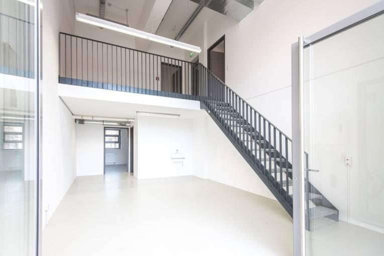 Halle 96 Werkstatt