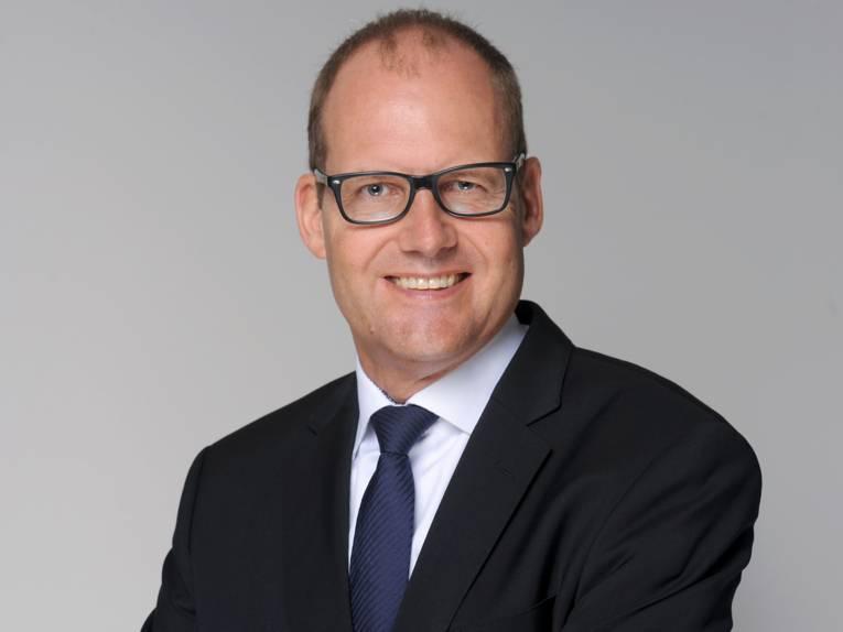 Herr Ulf-Birger Franz