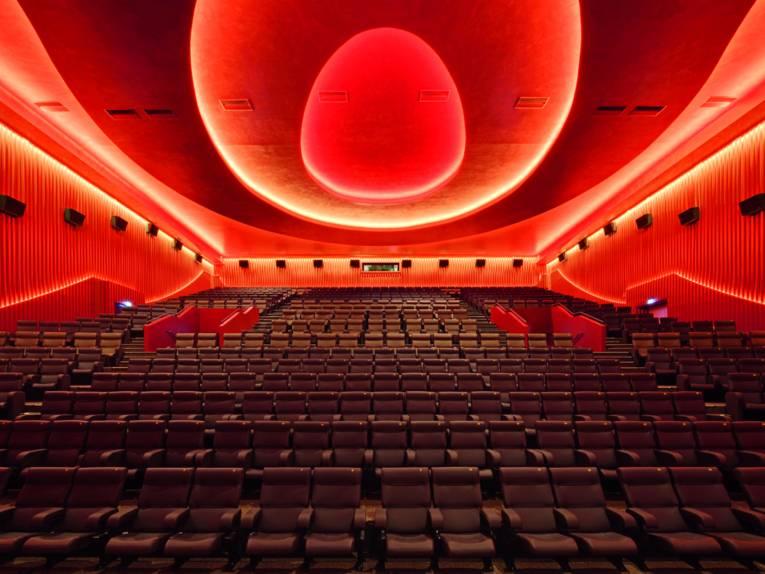 Kinosaal im Astor