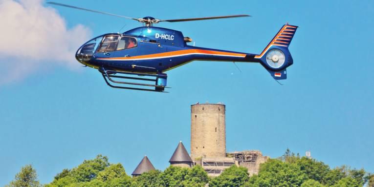 Hubschrauberrundflug Region Hannover