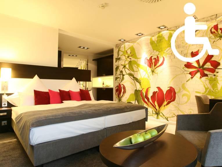 Zimmer im Congress Hotel am Stadtpark