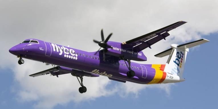 Flybe - Bombardier Q400