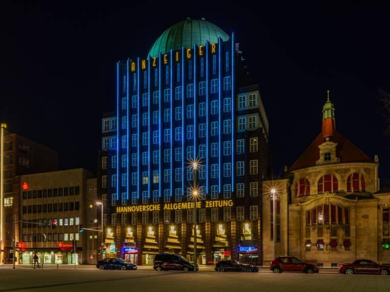 Anzeiger-Hochhaus Steintor