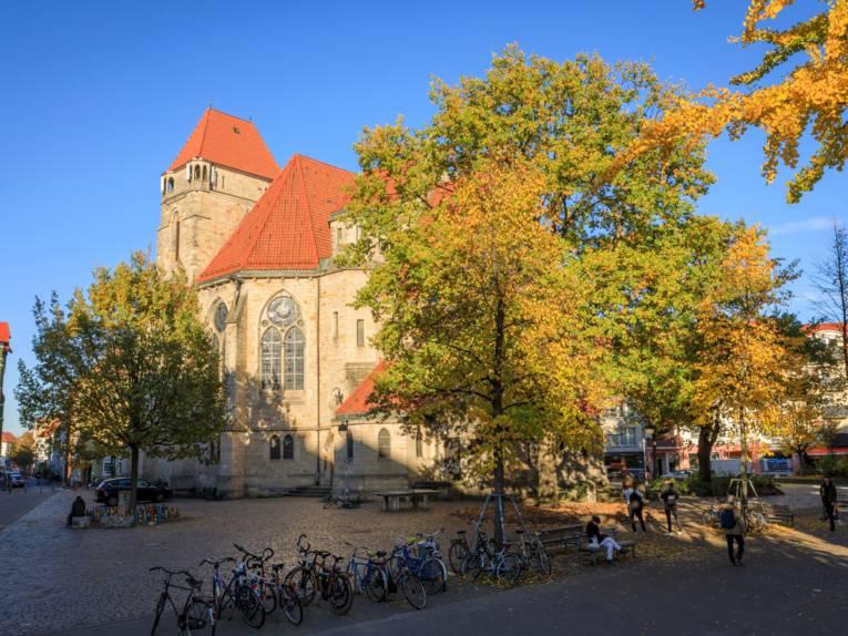 Nordstadt im Herbst