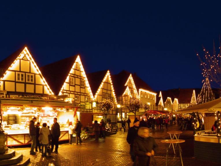 Christmas market Springe (Hannover Region)
