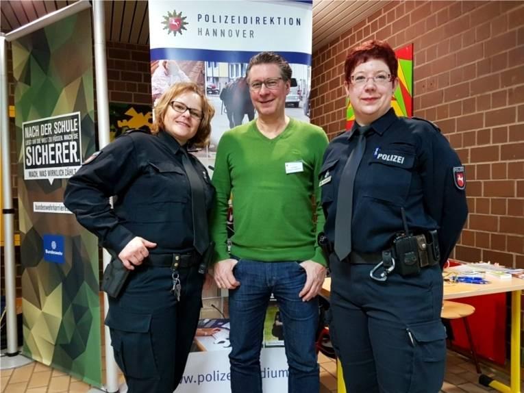 Die Polizeidirektion Hannover als Arbeitgeber.