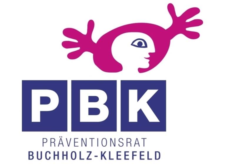 Logo des Präventionsrates Buchholz-Kleefeld