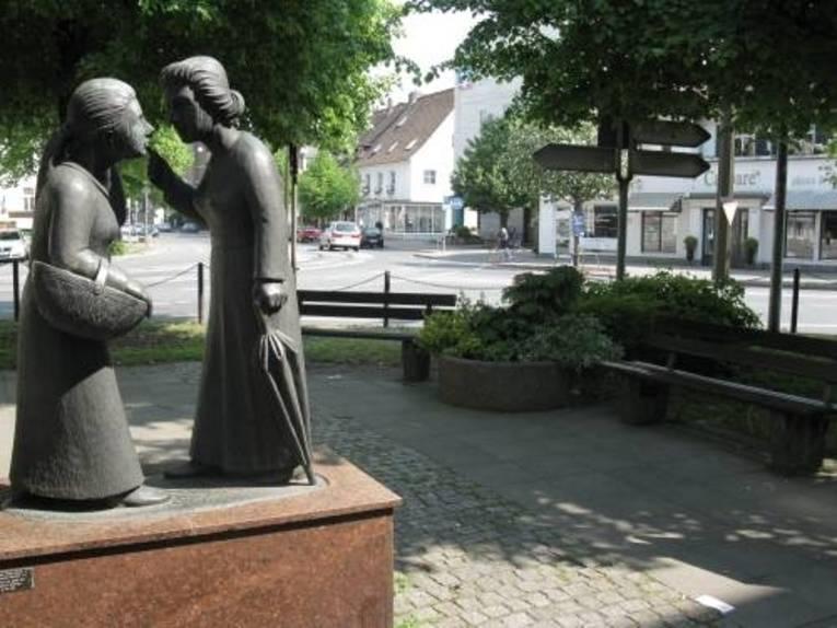 """Klönschnack"" Kirchrode Großer Hillen"