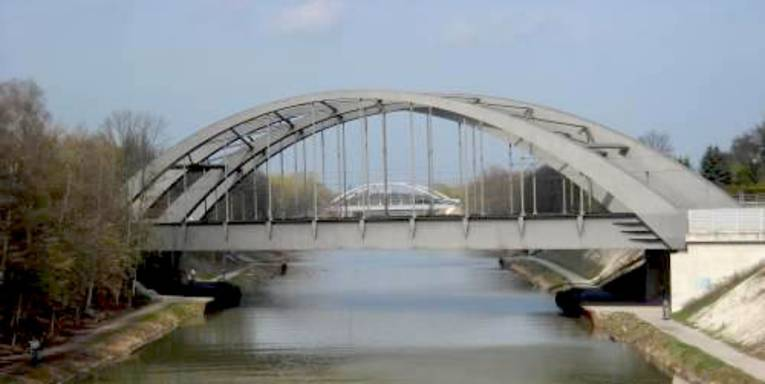 Panorama Mittellandkanal