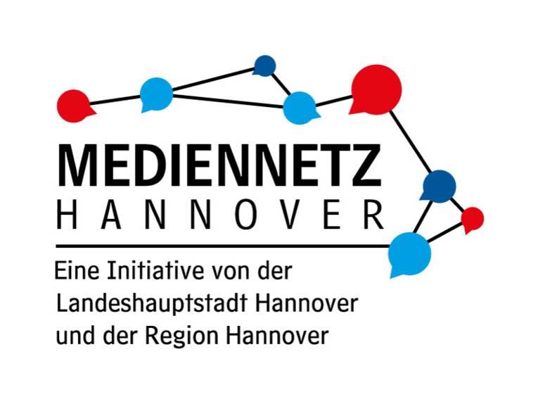 Logo Mediennetz Hannover