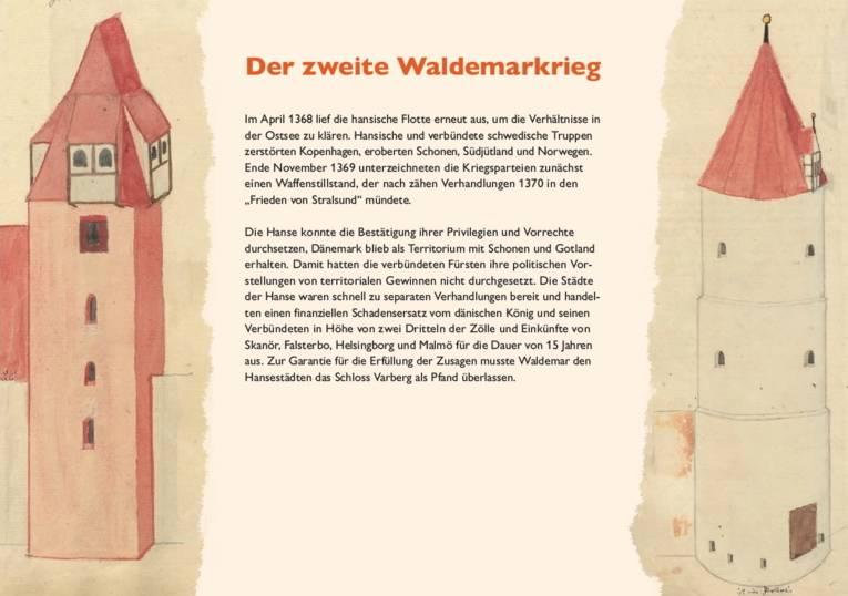 Der zweite Waldemarkrieg